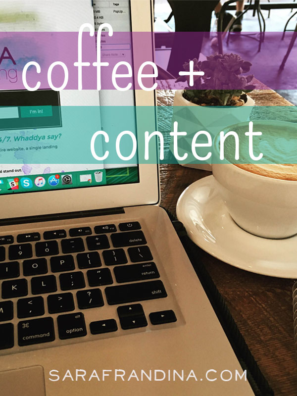 coffee + content: a roundup of reads on fulfillments, imposter syndrome, life advice, and more