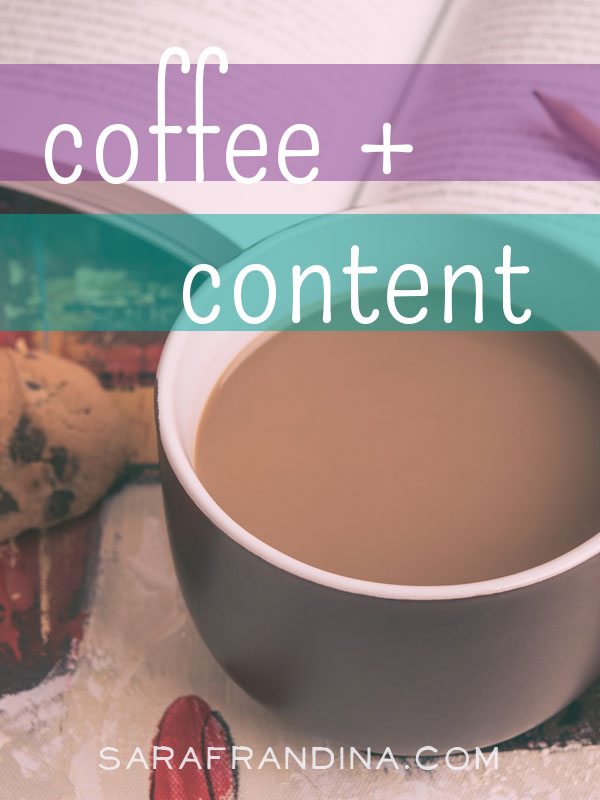 coffee + content roundup: reads on relationships, play, making money, + more
